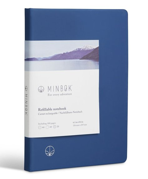 Minbok Cahier Rechargeable -