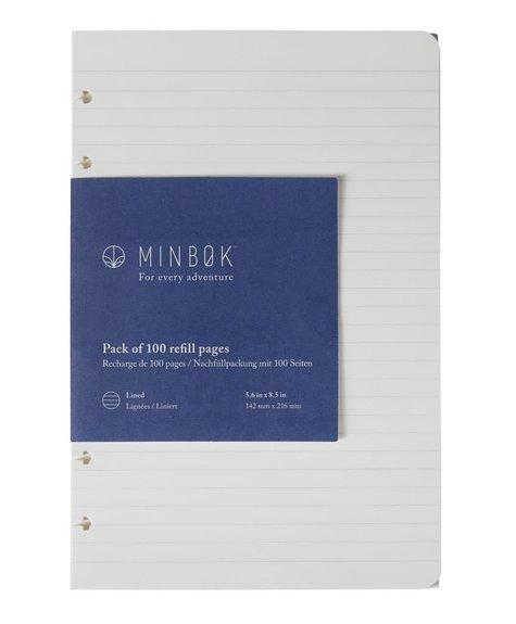 Minbok Refill paper -Minbok -