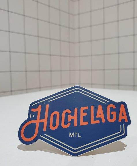 Sticker Hochelaga MTL