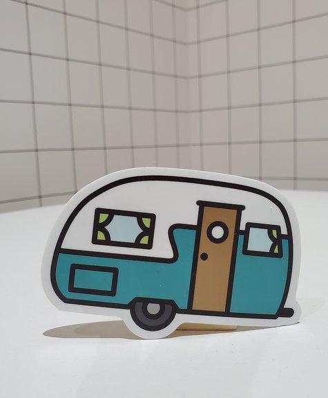 Sticker Caravane