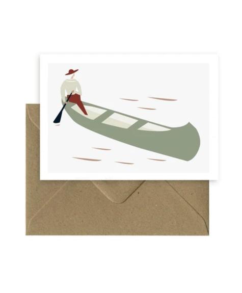 Carte Canoe