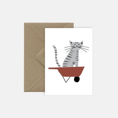 Carte Farmer cat