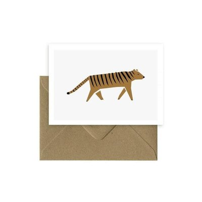 Carte Hello tiger