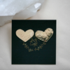 Côte Ouest Buckles - I love you