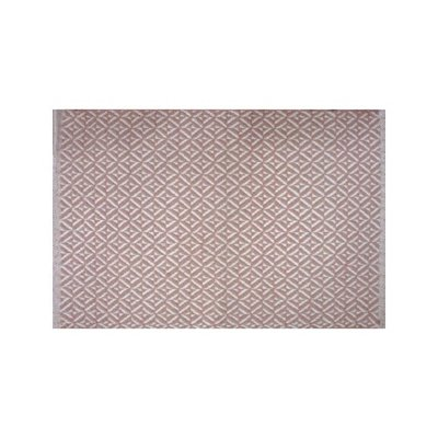 Avocado Decor Cotton rug - Pink Bev (2'x3 '; 60x91cm)