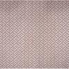 Tapis coton Bev rose  (2'x3'; 60x91cm)