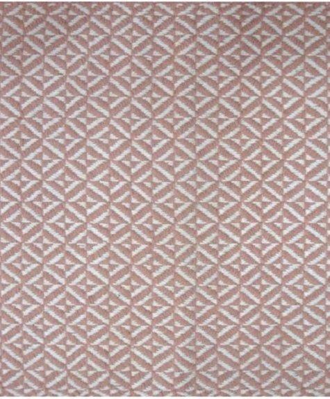 Avocado Decor Cotton rug - Pink Bev (2'x3 '; 60x91cm)