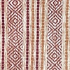 Avocado Decor Cotton rug - Red Fusion (2'x3 '; 60x91cm)