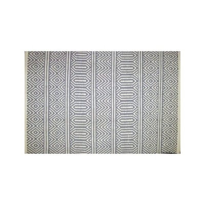 Avocado Decor Tapis coton - Geo lavande - 2x3