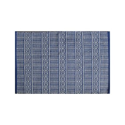 Avocado Decor Cotton rug - Century blue - 2x3