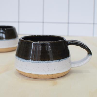 Tasse à espresso - D. Dubé (2 couleurs)