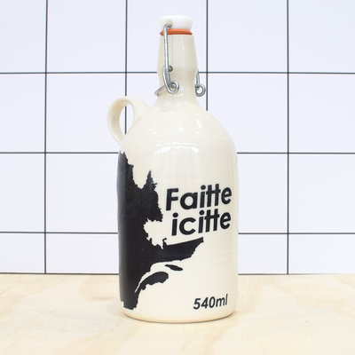 Hugo Didier Syrup bottle