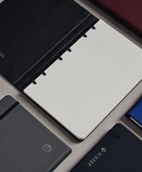 Minbok Rechargeable Notebook -