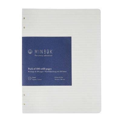 Minbok Rechargeable Notebook XL