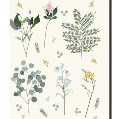 Carnet -  Botanique