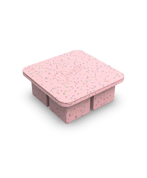 WP Design Ice cube rack XL- Pink confetti