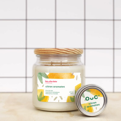 BB Lemon - aromatics candle