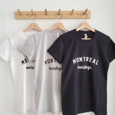 *T-shirt Hochelaga * VENTE FINALE*