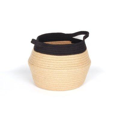 Bacon Basket Limited Billy basket - black