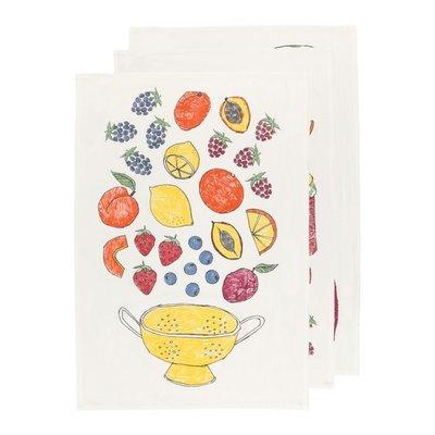 Linges vaisselle - Confitures (3)
