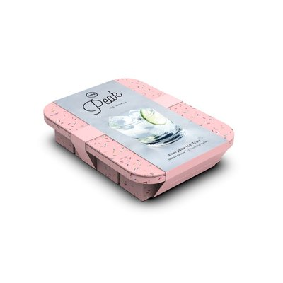 Rack glace - Confettis Rose (12)
