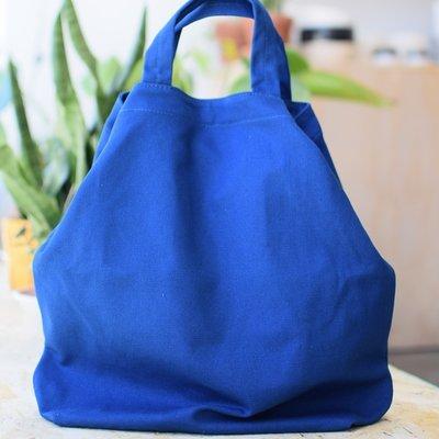 Baggu Duck bag - Indigo