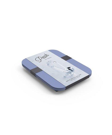 WP Design Icecube Rack Bottle - Cobalt Blue