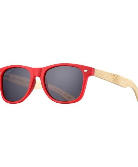 Blue Planet Lunettes Charly - rouge