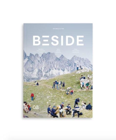 Beside Beside magazine 8