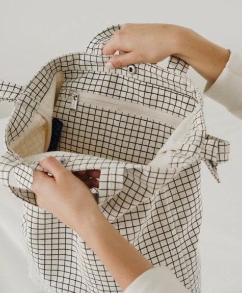 Baggu Duck Bag - Grid