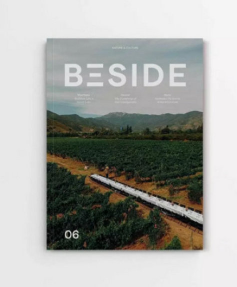 Beside magazine 6