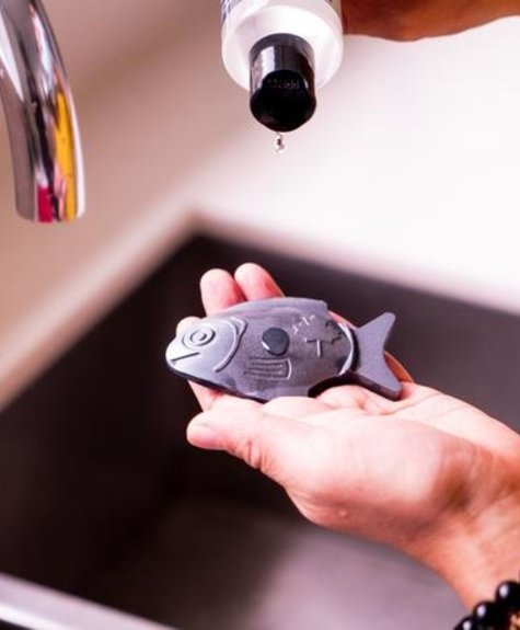 Lucky Iron Fish Lucky iron fish - Huile protectrice