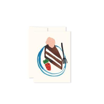 Mini carte Gâteau