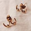 Boucles d'oreilles  -  Seins Or