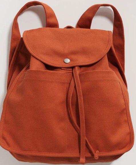 Baggu Drawstring Backpack - Sienna