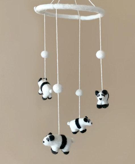 Hamro Village Mobile Pandas