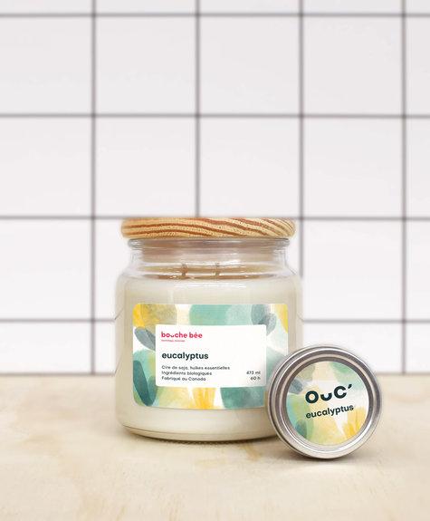 BB Eucalyptus candle