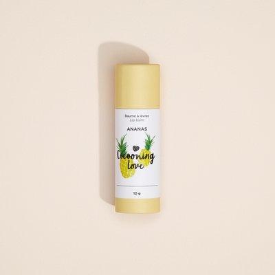 Baume à lèvres végane - Ananas