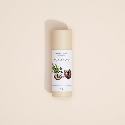Cocooning Love Vegan lip balm - Coconut