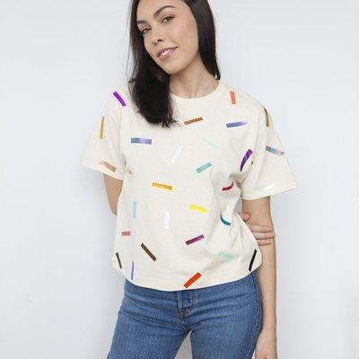 OKAYOK T-shirt Confettis