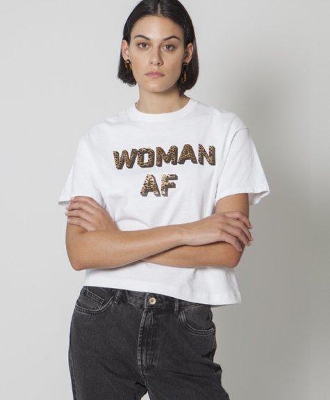 OKAYOK Tshirt - Woman AF