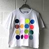 OKAYOK Tshirt Polka dots - Blanc