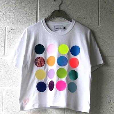 OKAYOK Tshirt Polka dots