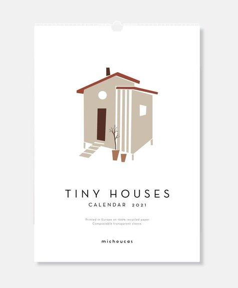 Michoucas Calendrier Tinyhouse 2021
