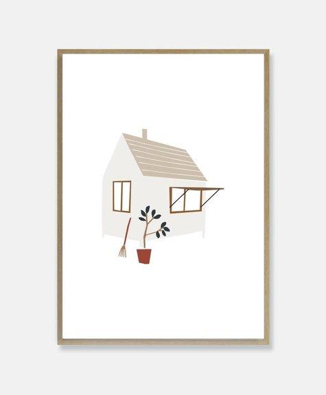Michoucas Happy Place - Affiche