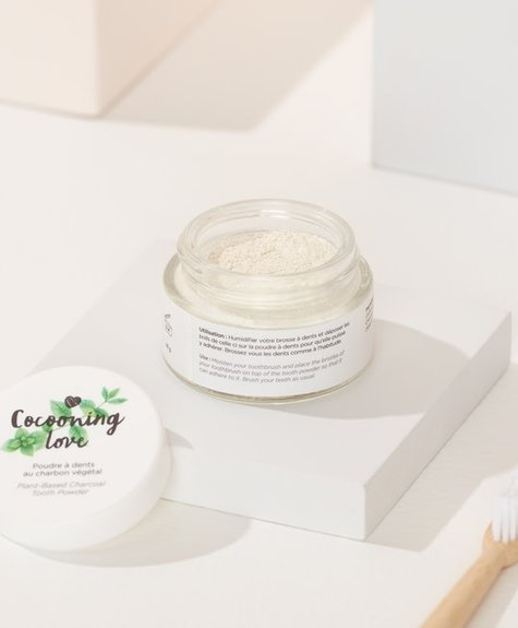 Cocooning Love Mint Charcoal Toothpaste