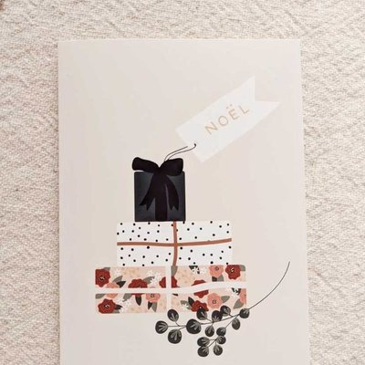 Carte Mimi - Cadeaux de Noël