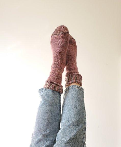 OKAYOK Sunday socks TU