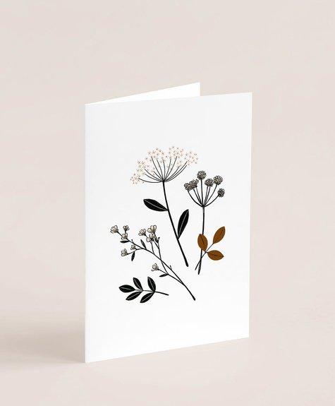 Fleurs minimalistes - par Joannie Houle