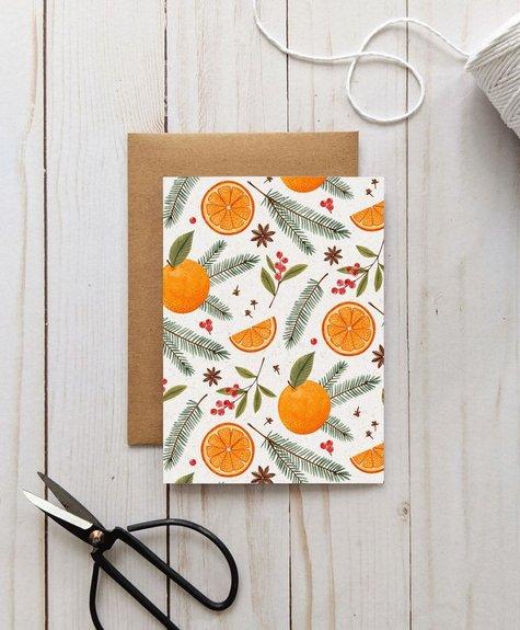 Joannie Houle Orange - by Joannie Houle